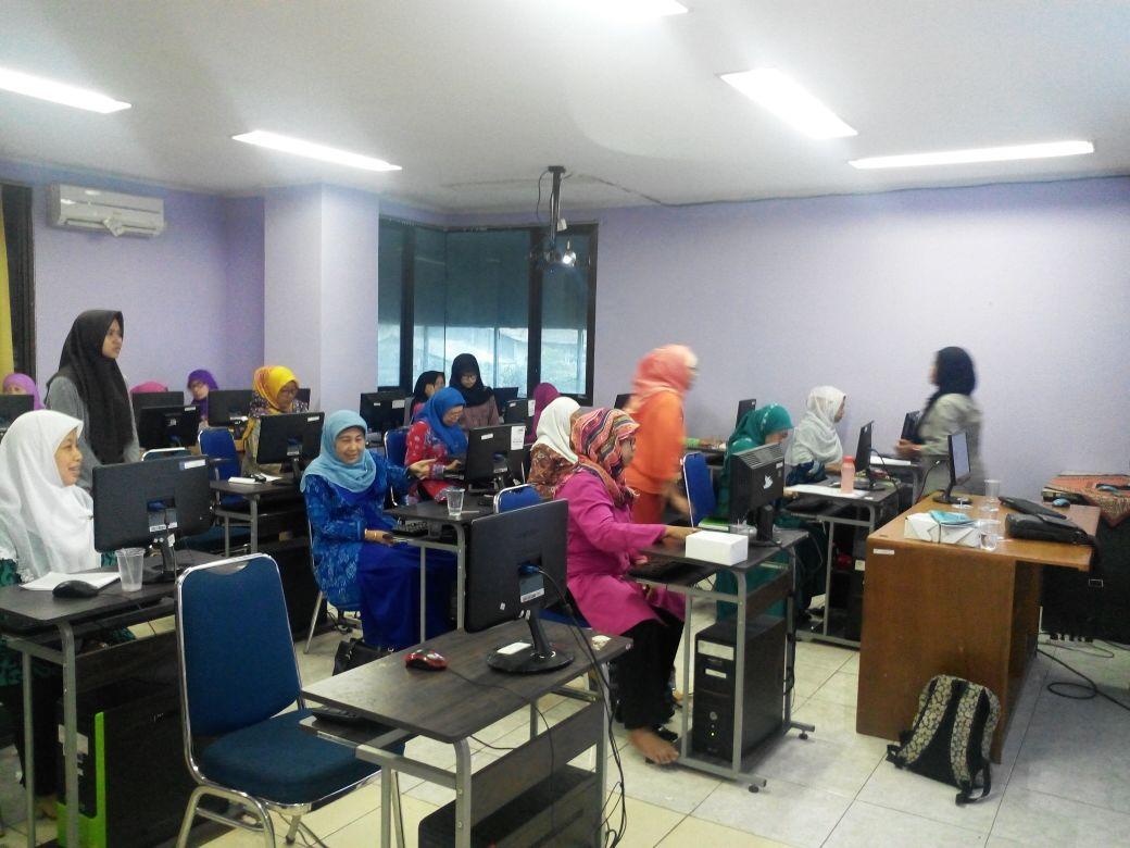 Pelatihan IT di penghujung 2016